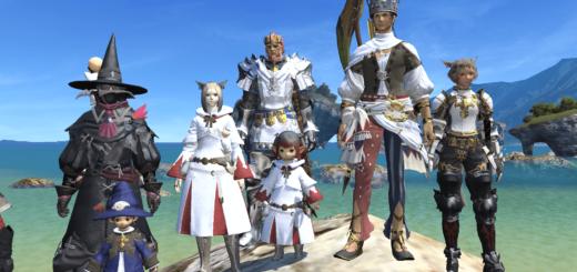 бесплатный доступ Final Fantasy XIV