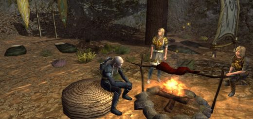 Lord of the Rings Online дополнение Legacy of the Necromancer