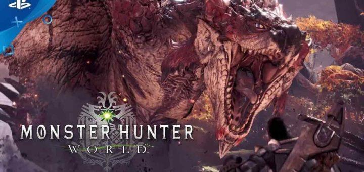 Monster Hunter World продано 7,5 миллионов копий