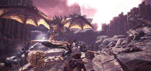 Monster Hunter World система улучшения вещей