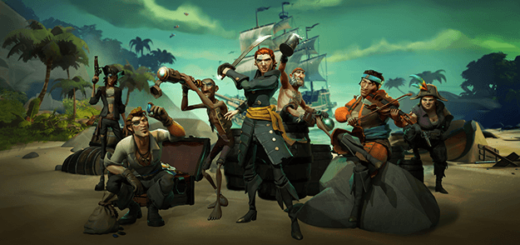 как начать играть в Sea of Thieves бесплатно 2 недели