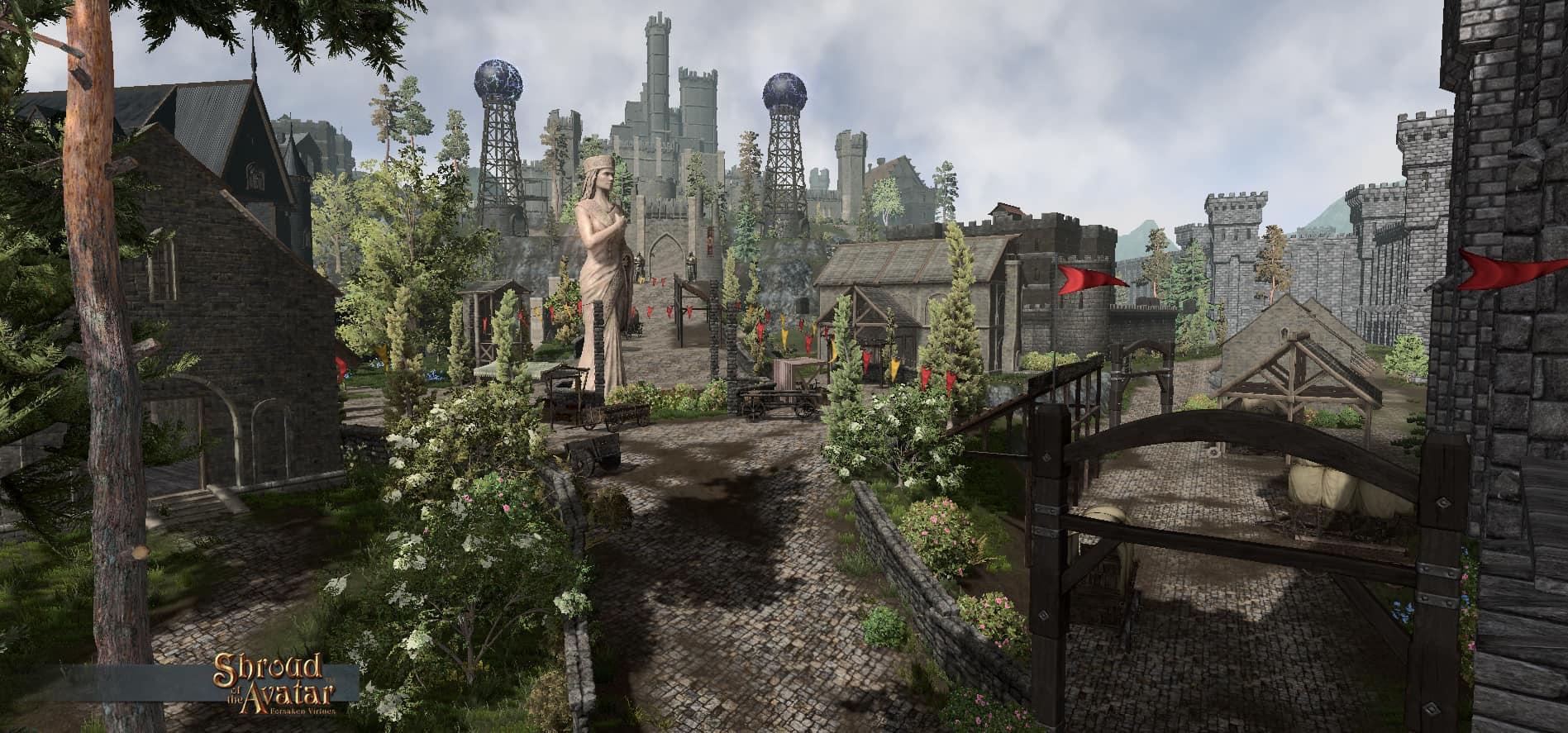 новый город sota