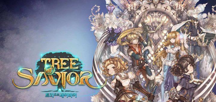 Tree of Savior - Onmyoji и Retiarii