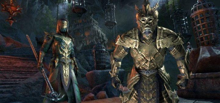 The Elder Scrolls Online 4 года