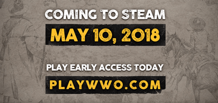steam wild west online 10 мая 2018