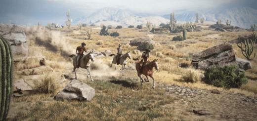 wild west online новые функции