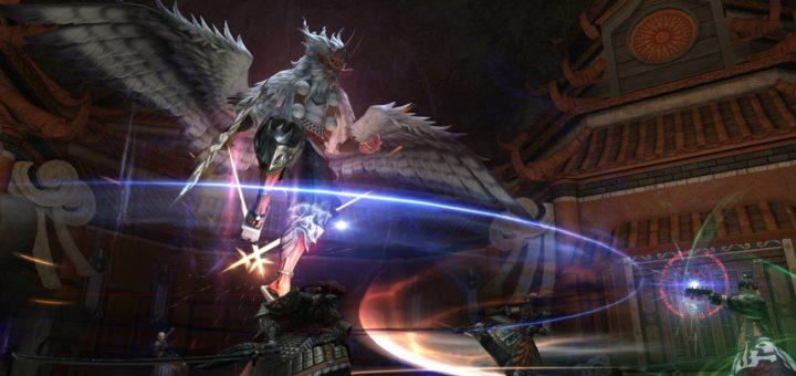 Final Fantasy XIV DLC Under the Moonlight