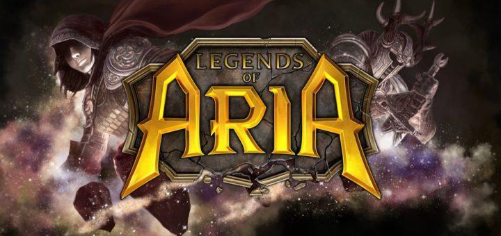 Legends of Aria ОБТ