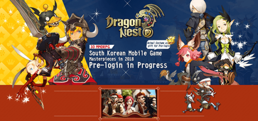 dragon nest m регистрация на збт mmorpg