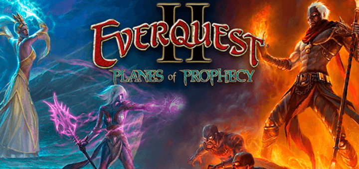 Planes of Prophecy 100 уровней EverQuest 2