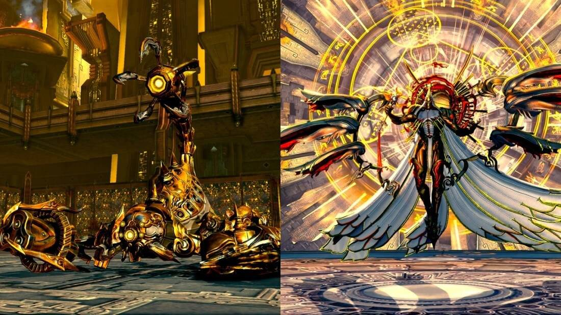 Blade and Soul Celestial Dawn
