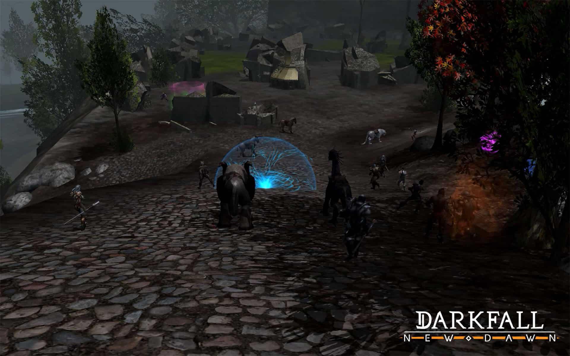 DarkFall New Dawn - dlc 2.1