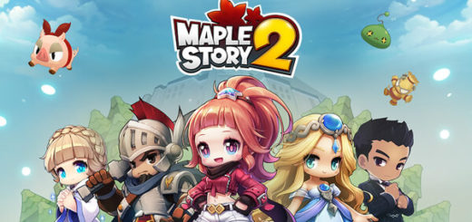 MapleStory 2 ЗБТ