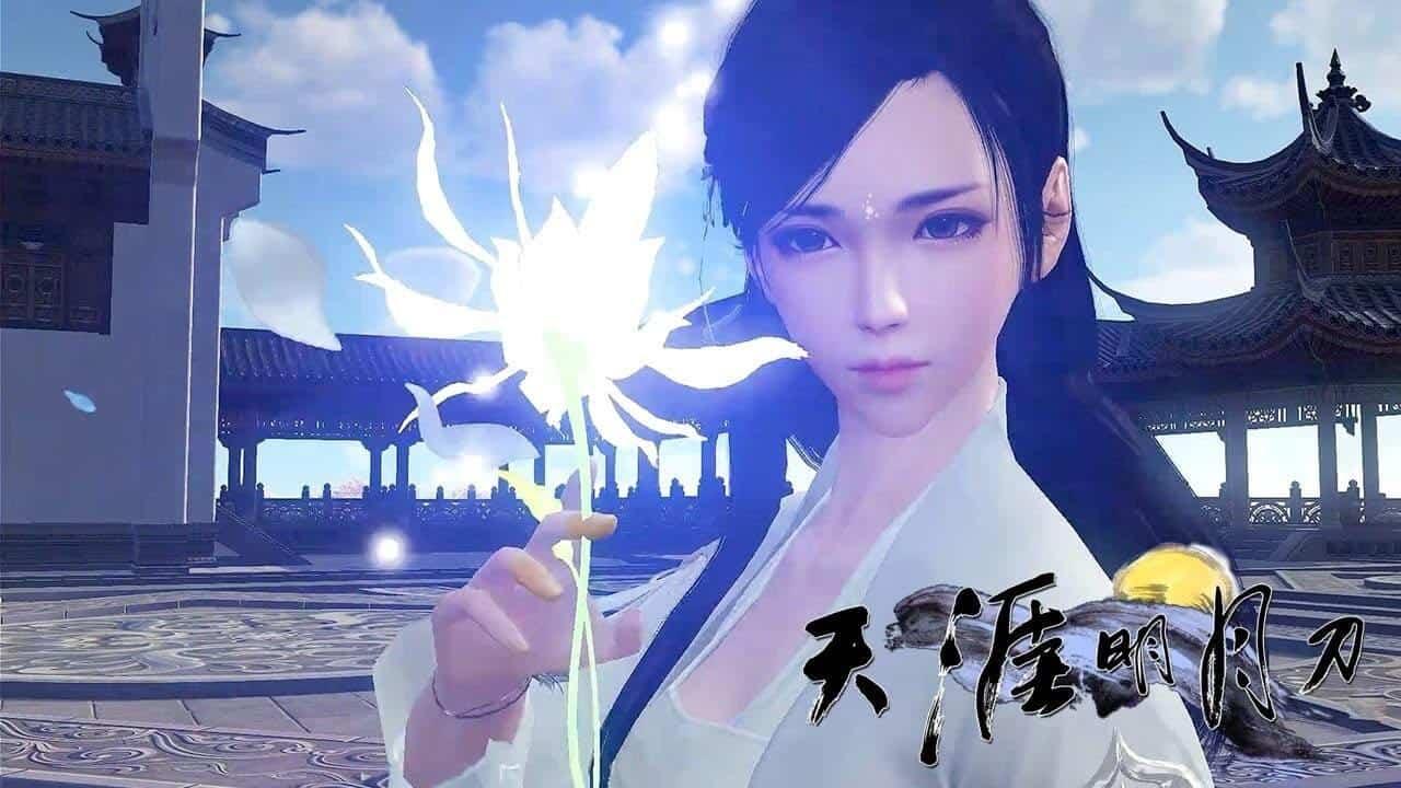 Moonlight Blade видео Yihua