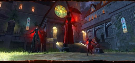 Neverwinter дополнение Ravenloft