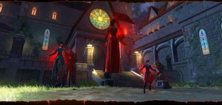 Neverwinter дополнение Ravenloft