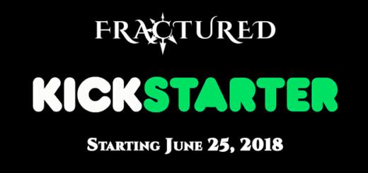 Fractured геймплей пре-альфа видео kickstarter