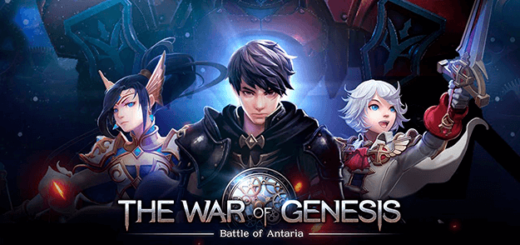 War of Genesis Battle of Antaria выход mmorpg