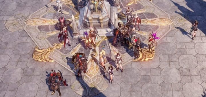Lost Ark Chaos Dungeon