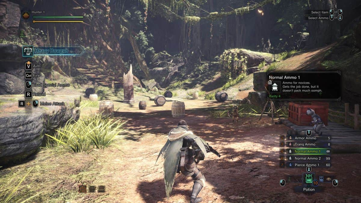Monster Hunter World скрины