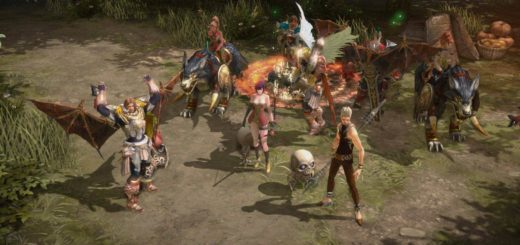 Релиз Mu Legend в Steam