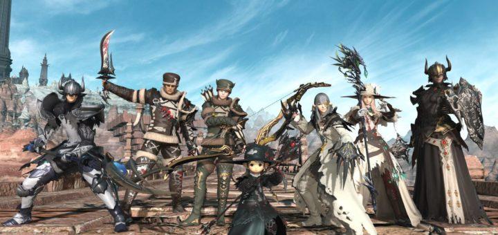 Final Fantasy XIV Heaven-on-High