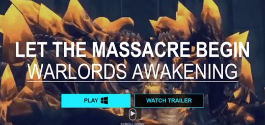 warlords awakening steam ранний доступ выход
