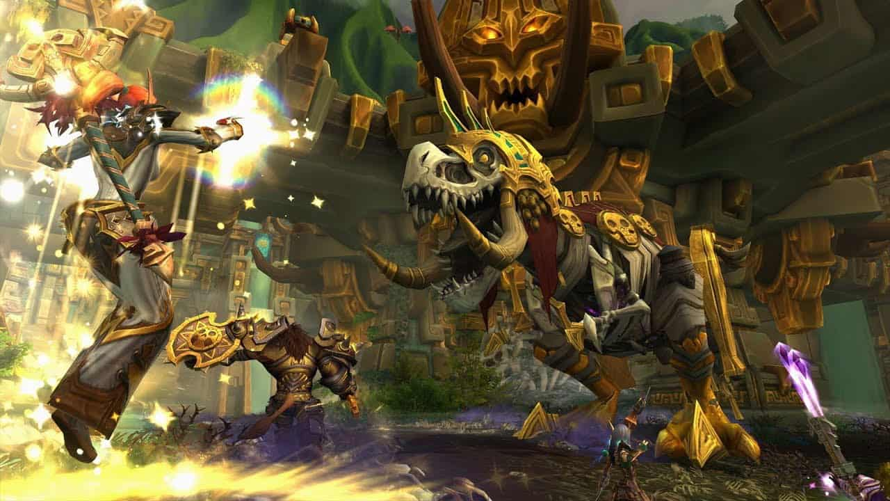 battle for azeroth wow
