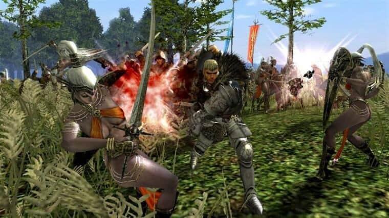 Kingdom Under Fire 2 - DLC Защитники Лесов