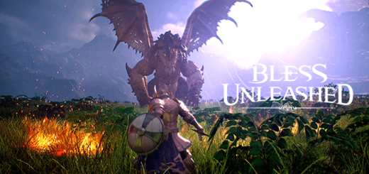 Bless Unleashed анонс mmorpg xbox one