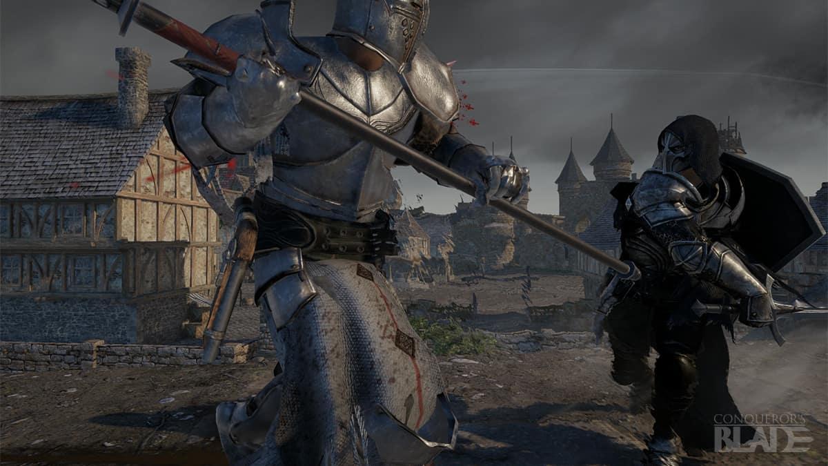 Conqueror's Blade арена 1x1