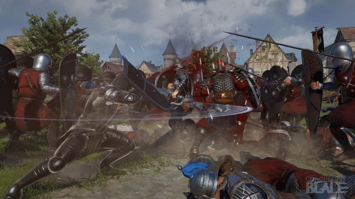 conquerors blade в россии
