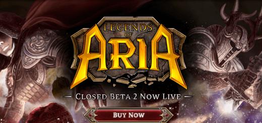 legends of aria steam дата выхода ранний доступ