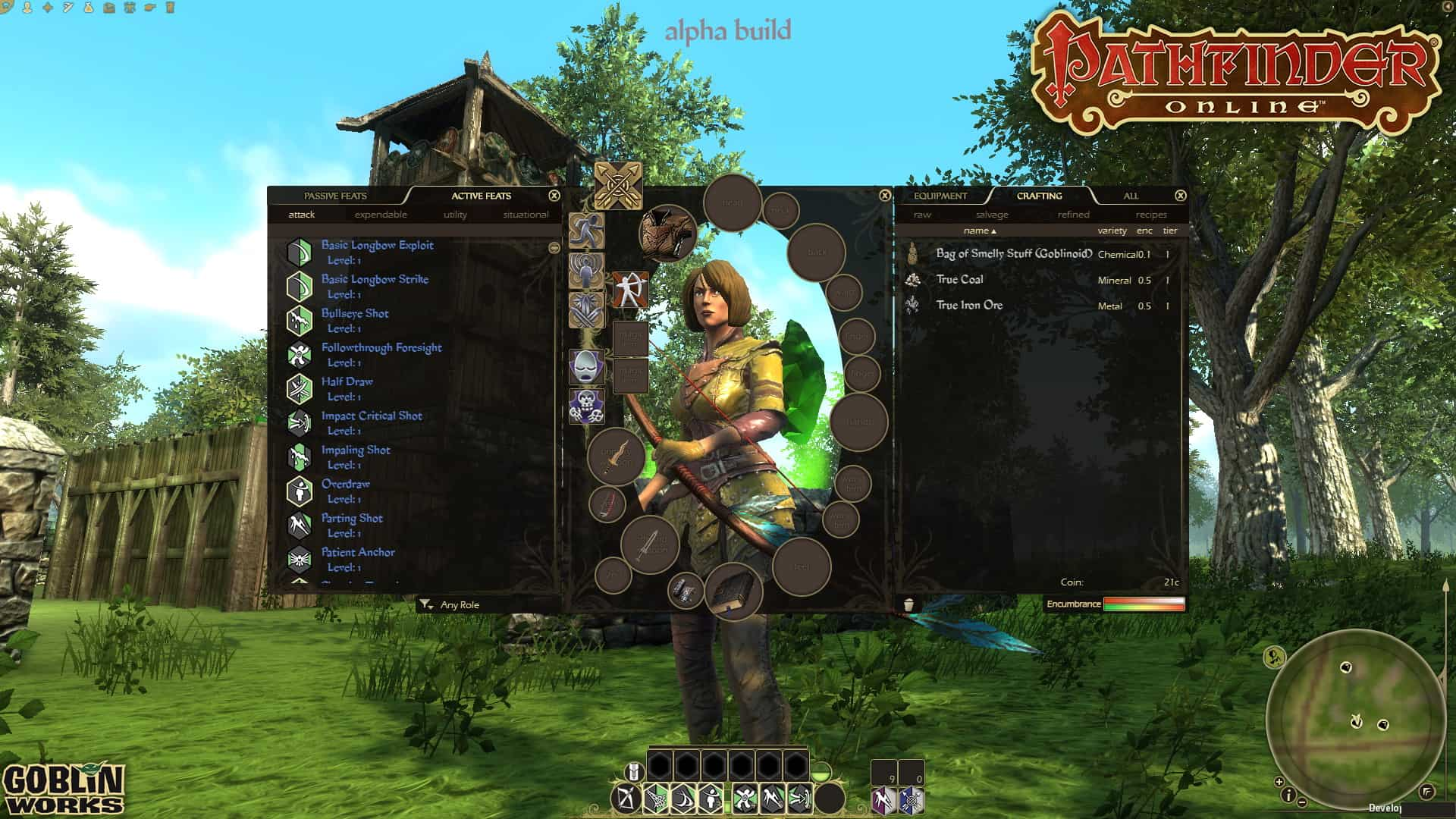 Pathfinder Online бесплатно начать играть