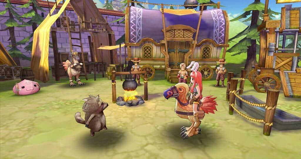 ragnarok online перешла на Free-to-Play
