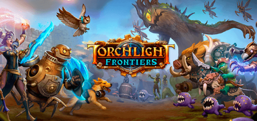 Torchlight Frontiers новая Mmorpg