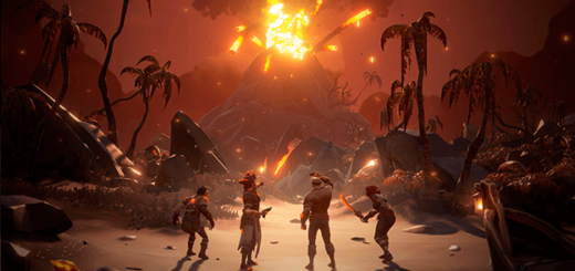 Трейлер дополнения Forsaken Shores для Sea of Thieves