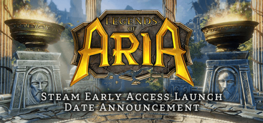 legends of aria steam ранний доступ
