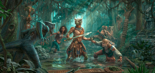 обновление Murkmire для The Elder Scrolls Online