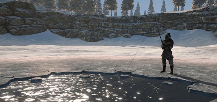 рыбалка Shroud of the Avatar