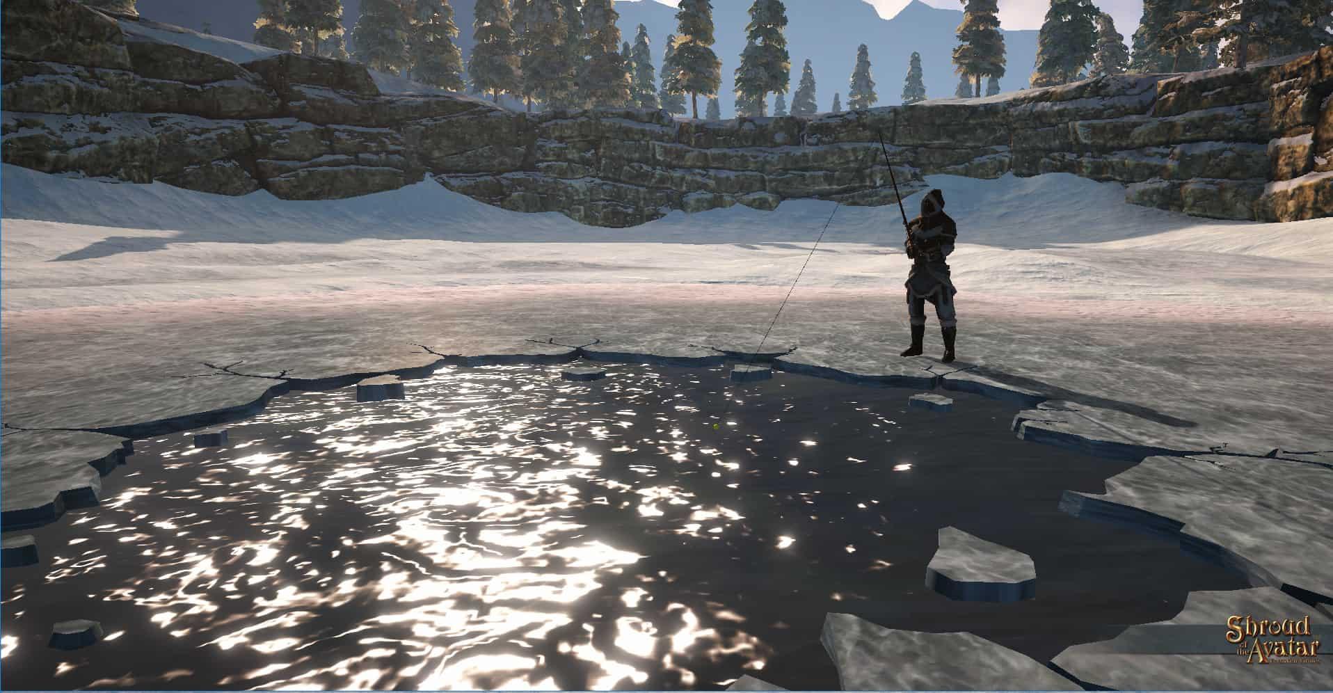 зима рыбалка обновление 304 sota