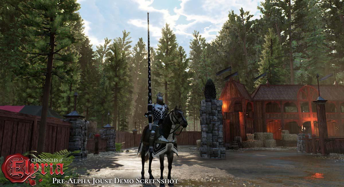 Chronicles of Elyria купить игру
