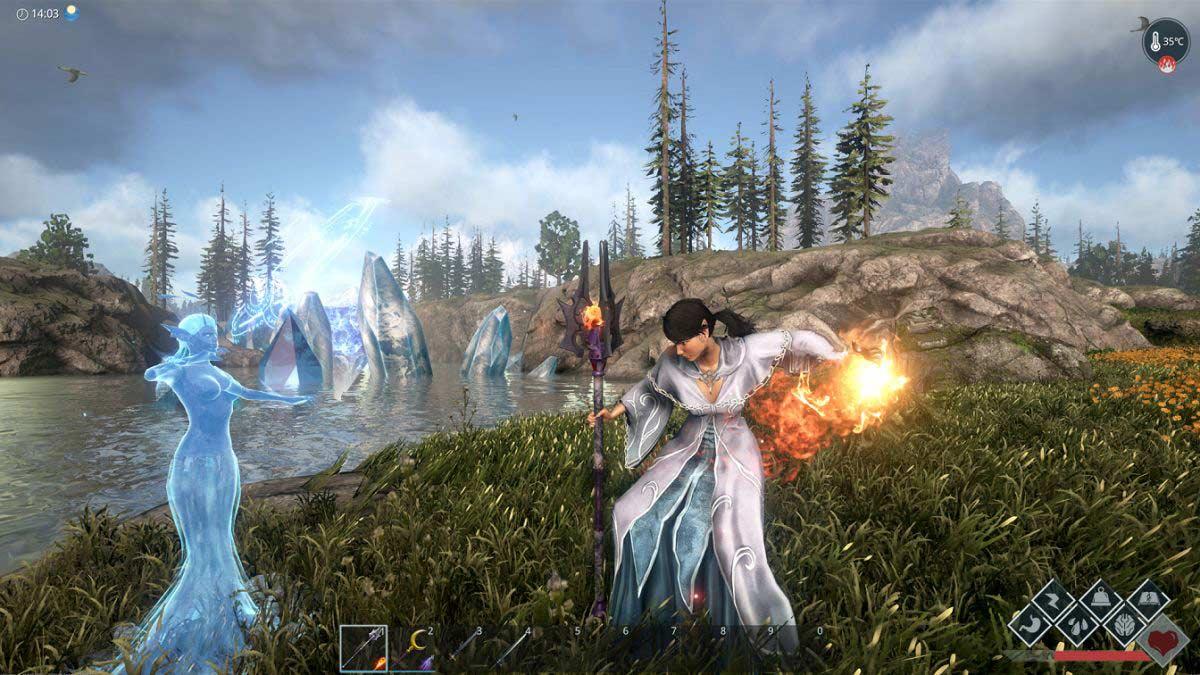 Dark and Light скриншот из игры