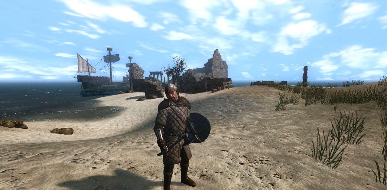 Gloria Victis картинки из игры