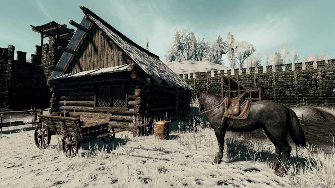 Life is Feudal MMO в россии steam
