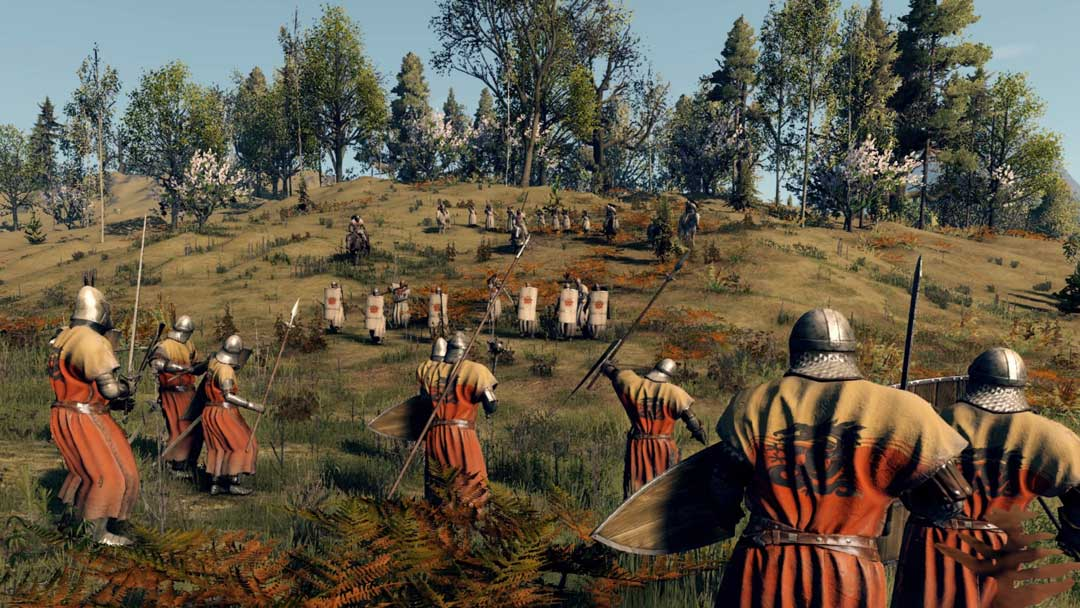 life is feudal mmorpg non target