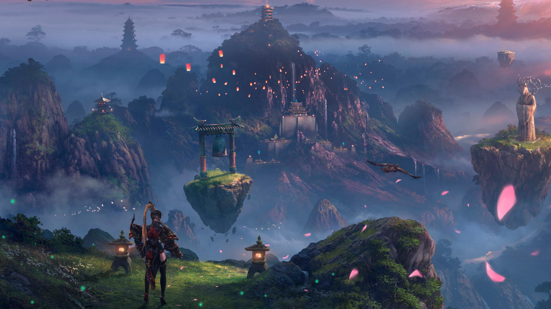 lost ark приключения игрового мира