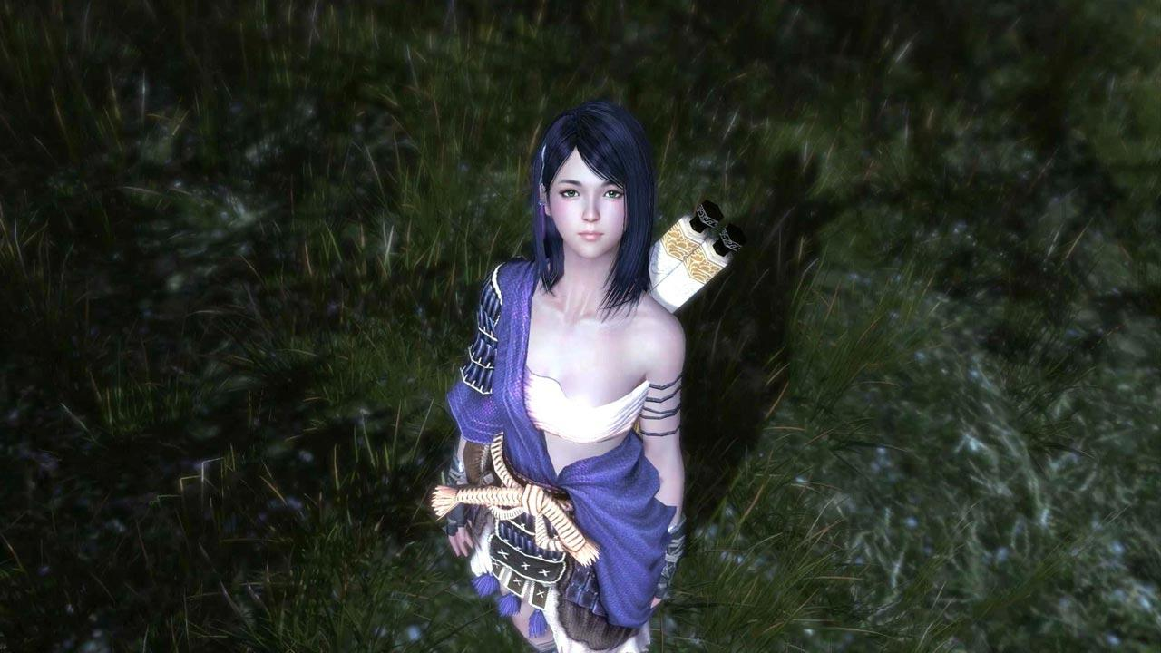 самая красивая китайская графика Moonlight Blade