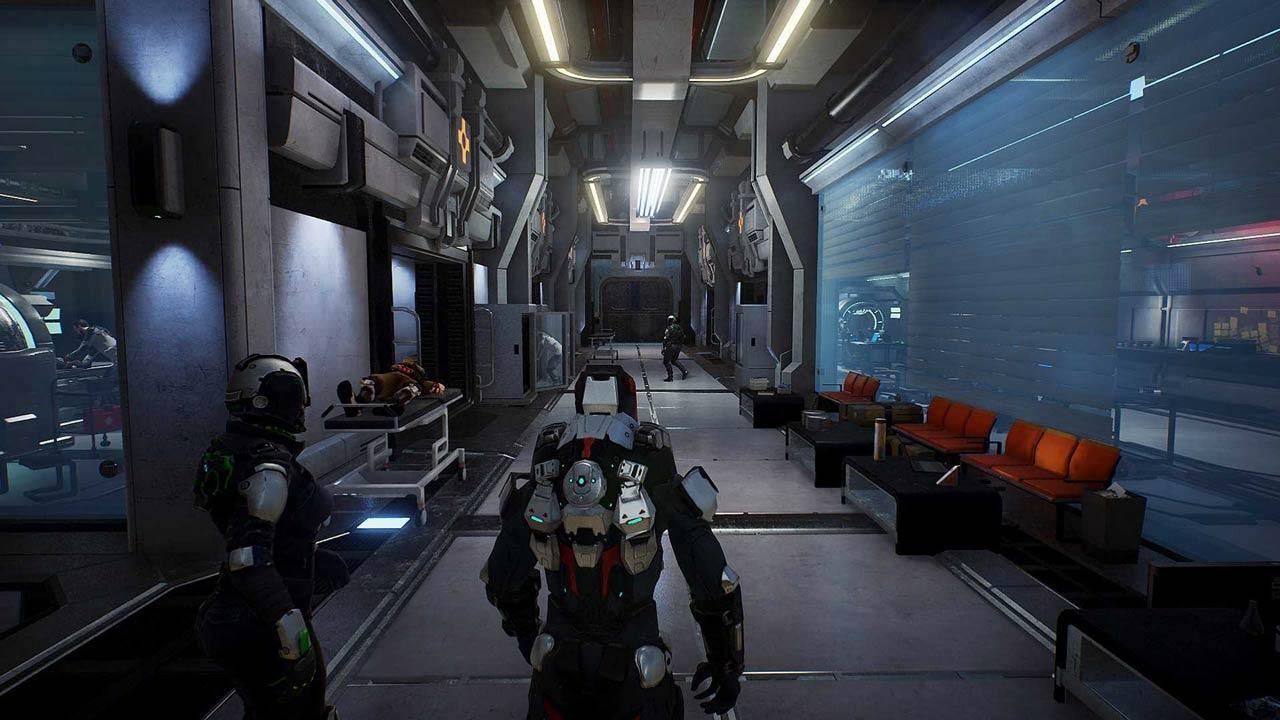 Project Genom скриншоты из игры