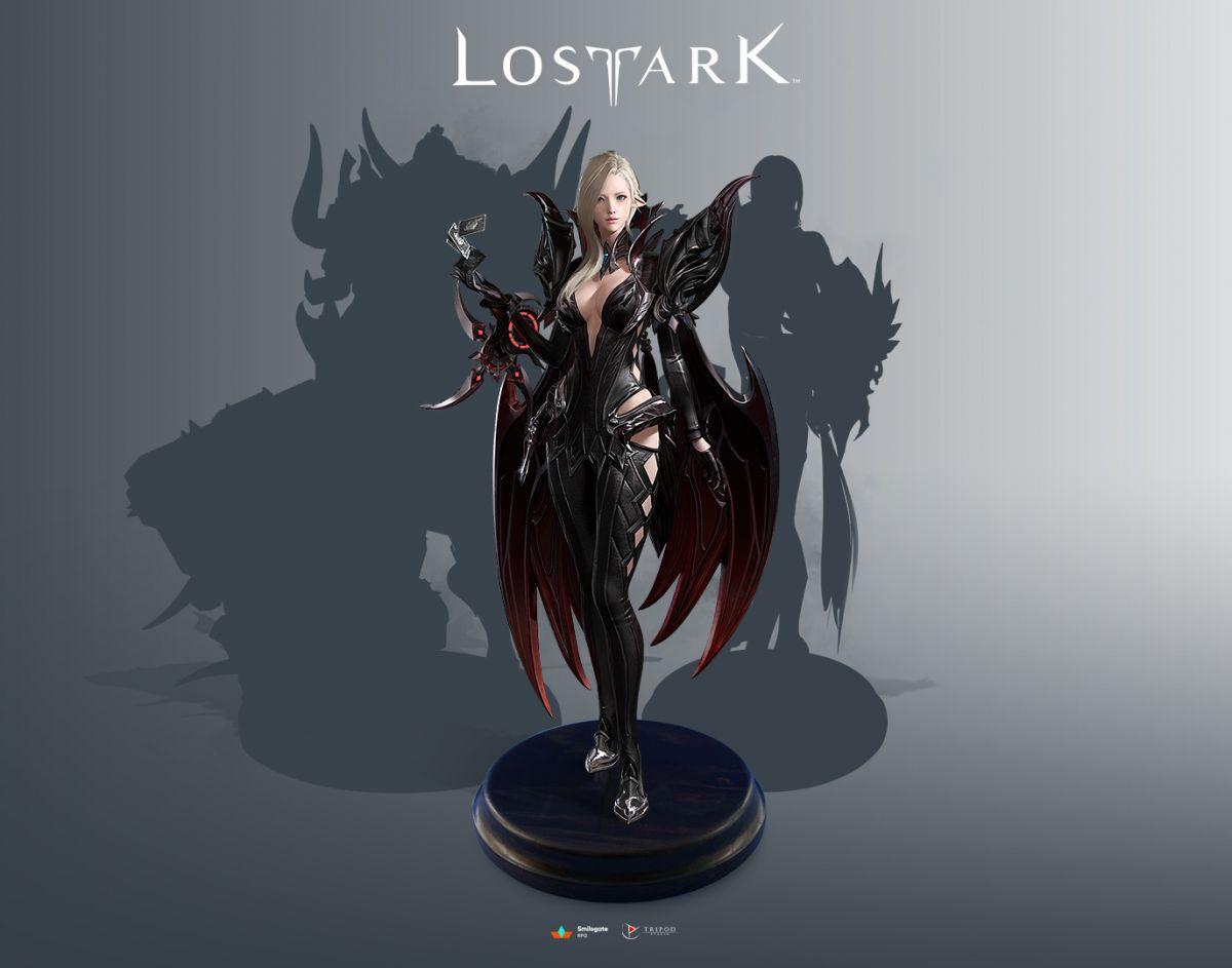 розыгрыш статуэтки Lost ark в россии